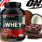 Nuevo sabor Chocolate-Coco del 100% Whey de ON (Made in USA)