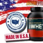 Toda la verdad sobre la auténtica 100% Whey Optimum Nutrition (made in USA)
