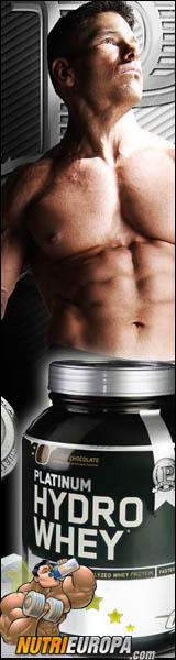 PLATINUM HYDRO WHEY OPTIMUM