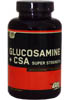 GLUCOSAMINA+CSA [120 CAPS] • OPTIMUM NUTRITION
