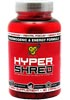 HYPER SHRED [90 CAPS] • BSN