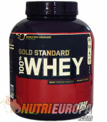 100% WHEY GOLD STANDARD [2.34Kg] • OPTIMUM NUTRITION