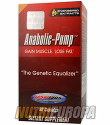 ANABOLIC PUMP [90 CAPS] • USPLABS