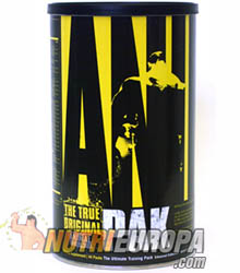 ANIMAL PAK [44 PACKS] • UNIVERSAL NUTRITION