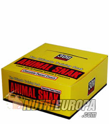 ANIMAL SNAK [16 un] • UNIVERSAL NUTRITION
