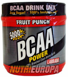 BCAA POWER [500g] • LABRADA