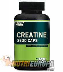 CREATINE 2500 [300 CAPS] � OPTIMUM NUTRITION