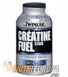 CREATINA FUEL STACK [180 CAPS] • TWINLAB