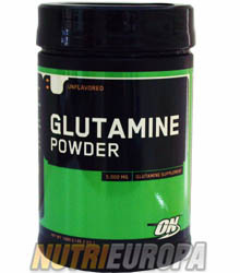GLUTAMINE POWDER [1Kg] • OPTIMUM NUTRITION