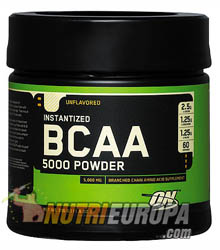 INSTANTIZED BCAA 5000 POWDER [336g] • OPTIMUM NUTRITION