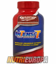 INTENSI-T [60 CAPS] • CHAMPION NUTRITION