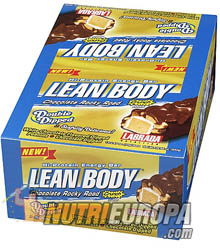 LEAN BODY DOUBLE DIPPED [12 UDS] • LABRADA