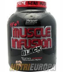 MUSCLE INFUSION [2.27Kg] • NUTREX