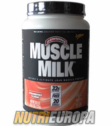 MUSCLE MILK [1.2Kg] • CYTOSPORT