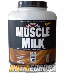 MUSCLE MILK [4.96Lbs] • CYTOSPORT