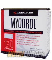 MYODROL [120 CAPS] • AXIS LABS