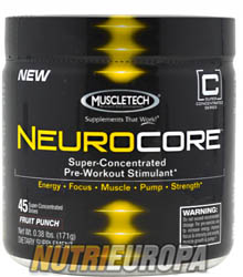 NEUROCORE [171g] • MUSCLETECH