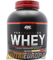 PERFORMANCE WHEY [1.95Kg] • OPTIMUM NUTRITION