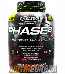 PHASE 8 [2Kg] • MUSCLETECH