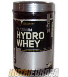 PLATINUM HYDRO WHEY [795g] • OPTIMUM NUTRITION
