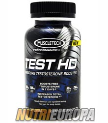 TEST HD [90 CAPS] • MUSCLETECH