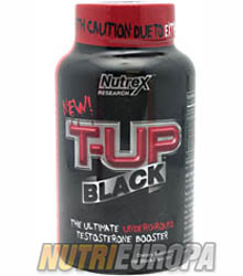 T-UP BLACK [150 CAPS] • NUTREX