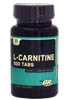L-CARNITINA 500 [60 TABS] � OPTIMUM NUTRITION