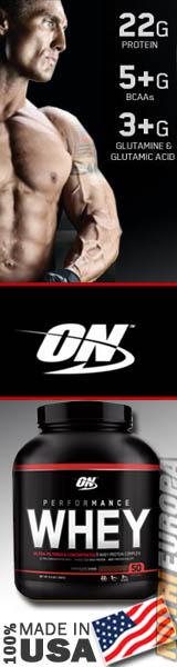 PERFORMANCE WHEY • OPTIMUM NUTRITION